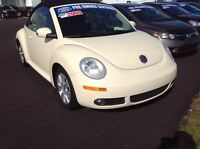 2009 Volkswagen New Beetle $135.00 BI WEEKLY FOR 48 MONTHS -0.A.