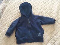 Boy's Jacket Size 9-12 Months