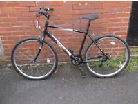 Mans Apollo Town Bike.