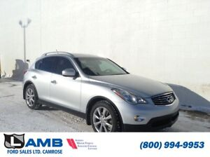 2011 INFINITI EX35 AWD Base with 360 Degree Camera, Roof Rails a