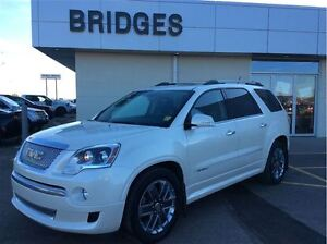 2012 GMC Acadia Denali**LEATHER/SUROOF/NAV AND MUCH MORE!!**