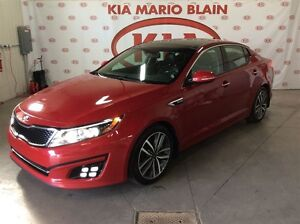 2014 Kia Optima SX TURBO *** CUIR *** NAVI *** GPS