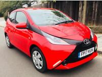 2017—-Toyota Aygo automatic low Milage