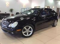 2005 Mercedes-Benz C-Class Sport 1.8L Kompressor