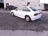 STUNNING FORD ESCORT RS 2000 16V 104K FSH 5 OWNERS MAY PX NO OFFERS