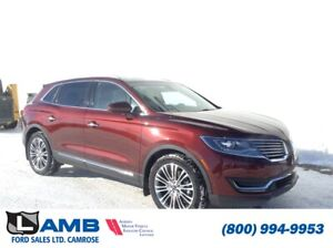 2016 Lincoln MKX Reserve AWD with Technology Package, Cargo Pack