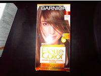Garnier hair dye 5 natural brown
