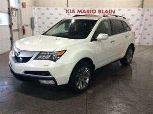 2012 Acura MDX Elite Package SH-AWD TOIT NAV CUIR ET CAMERA
