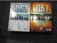 lost dvd box sets
