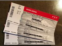 3 seating Rolling Stones tickets - Ricoh Arena 2nd June