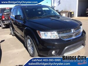 2015 Dodge Journey SXT- V6, Sunroof, 7 Passenger Seating!