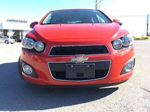 2012 Chevrolet Sonic LT | SUNROOF | AUTO | | ALLOYS | Kawartha Lakes Peterborough Area image 8