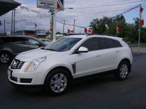 2013 Cadillac SRX LUXURY SUV !!! BEAUTIFUL !!