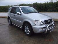 2004 Mercedes ML270 Automatic