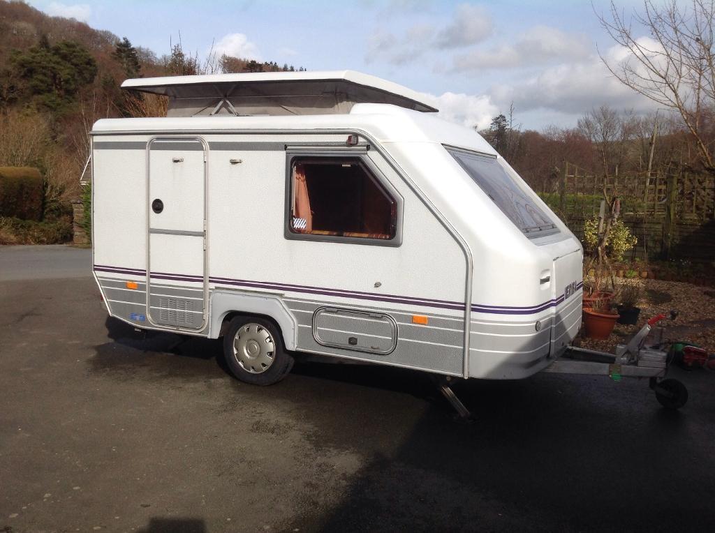Eriba Eribelle 2 Berth Caravan In Llanidloes Powys