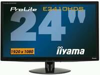 IIYAMA - 24 inch monitor