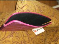 Brand new with tab, JAM laptop/notebook sleeve, metallic pink