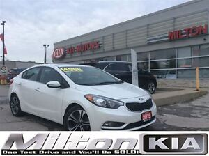 2015 Kia Forte EX | SUNROOF | ALLOYS | HEATED SEATS | BACKUP CAM
