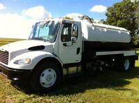 CUSTOM BUILT SEPTIC VAC TRUCKS
