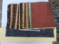 QUILT FABRIC AND PATTERN