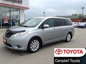 2013 Toyota Sienna XLE AWD HEATED LEATHER MOON ROOF PWR LIFT GAT