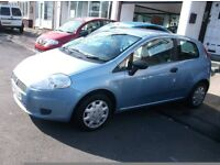56/FIAT 1.2 PUNTO ACTIVE 3 DR HATCH VERY VERY CLEAN CAR £1295