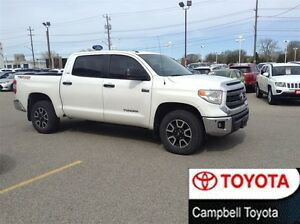 2015 Toyota Tundra SR5 5.7L CREW MAX--TRD--ROOF--LOCAL TRADE
