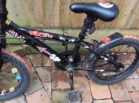 Apollo urchin 16inch wheel bike