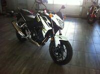 2015 Honda CB500FA ABS