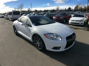 2012 Mitsubishi Eclipse / GT-P / 3.8 / LEATHER / SUNROOF