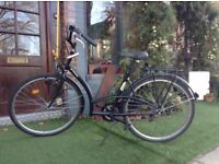 city bike suitable for ladies - GREAT CONDITION - ready to ride! urgent sell