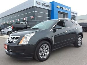 2015 Cadillac SRX Luxury | AWD | Rear Cam | Sunroof | Bluetooth