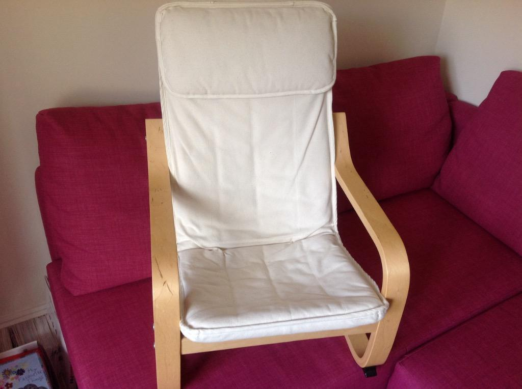 Ikea Poang Chair Gumtree Edinburgh ~ IKEA Poang Chair for Children Childs Poang Chair from IKEA The chair