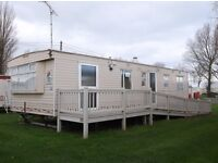 Heacham Fully Accessible Caravan - 4 Nights -Monday 19 September to Friday 23rd September-Sleeps 6