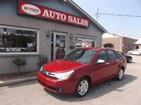 2010 Ford Focus SEL JUST REDUCED!!