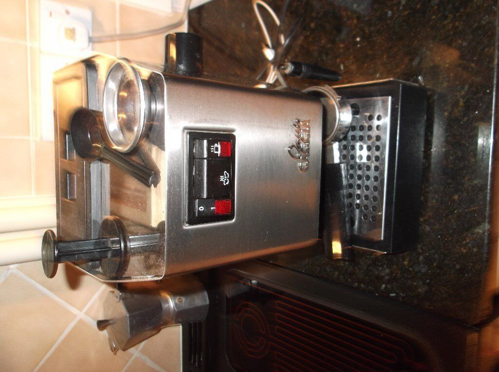 Classic Gaggia Coffee Machine