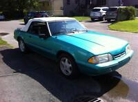 1992 Ford Mustang LX 5L