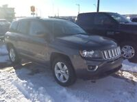 2015 Jeep Compass HIGH ALTITUDE 4x4 LEATHER / SUNROOF