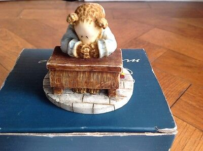 COLOUR BOX MINATURE ,BARELY UPSET,MICHAEL GRANT, IST EDITION, COLLECTABLE