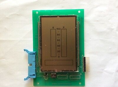 Moore Siemens Non-lighted Display Boards For 348 16161-173 16161-222 16270-21