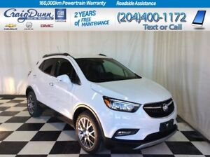 2018 Buick Encore * Sport Touring FWD * Remote Start * Backup CA