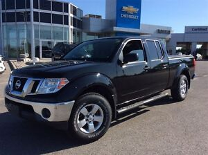 2012 Nissan Frontier SV | Running Boards | Tonneau Cover | Tow H
