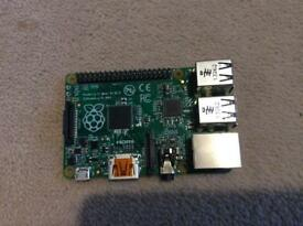 Raspberry Pi Model B+ With 8gb Official Micro SD Card