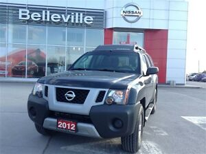 2012 Nissan Xterra S MANUAL, 1 OWNER LOCAL TRADE WITH UPGRADED A