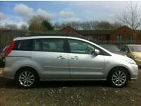 2006 MAZDA 5 PETROL 7 SEATER , , 1 YEAR MOT , , CHEAP CAR