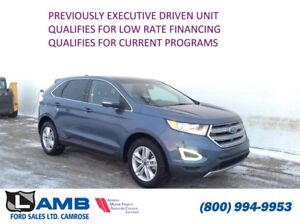 2018 Ford Edge SEL FWD *Previous Executive Driven Vehicle*