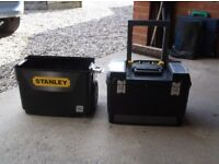 Starter tool kit and trolley based box