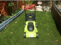 ELECTRIC LAWN MOWER GARDENING ESSENTIALS FROM HOMEBASE