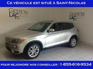 BMW X3 Toit Ouvrant Xdrive28i Toit Panoramique 2013