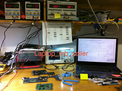Mac mini A1347 (EMC 2364) 2.66GHz (P8800) Logic Board Repair Service, used for sale  Shipping to Canada